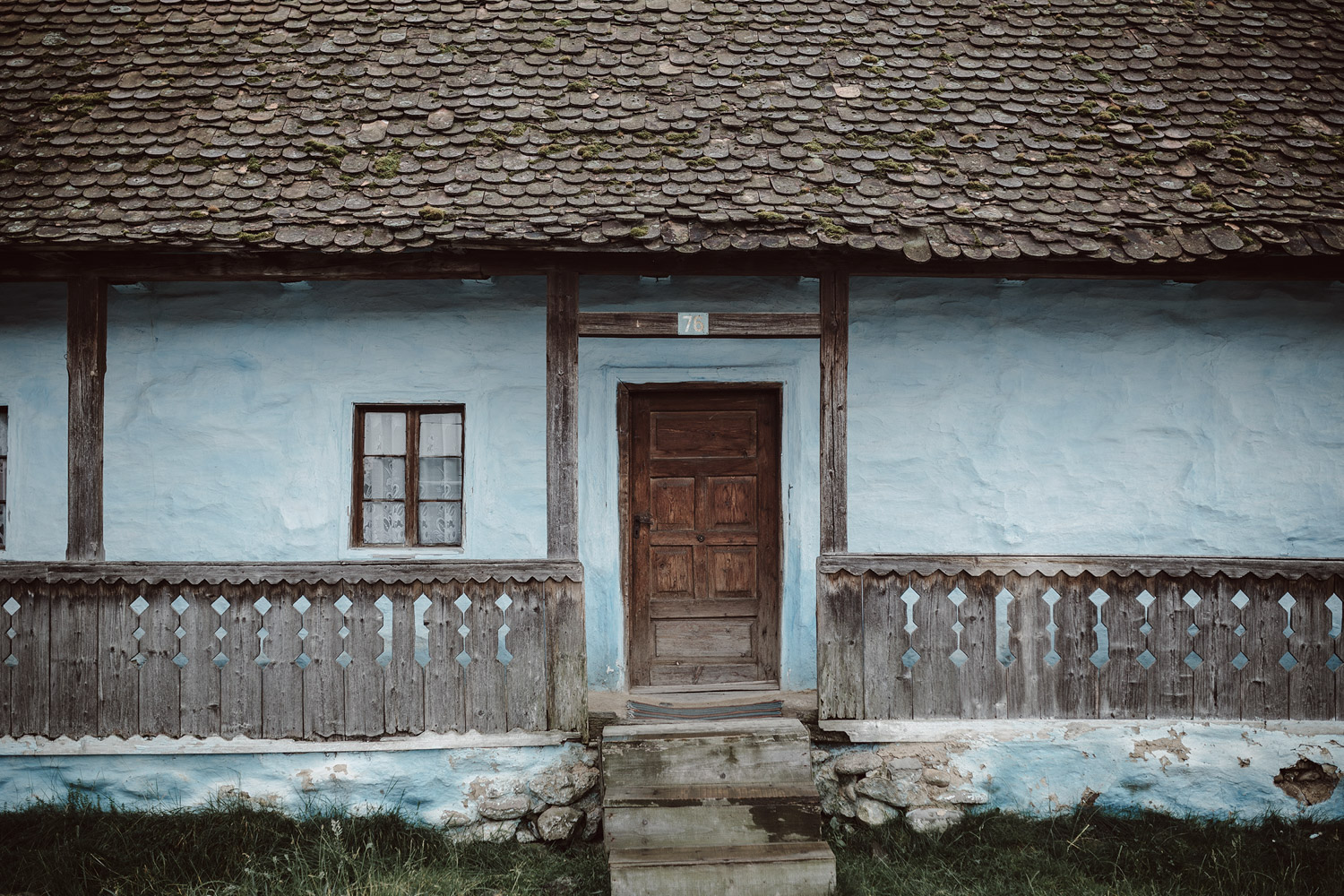 Romanian villages