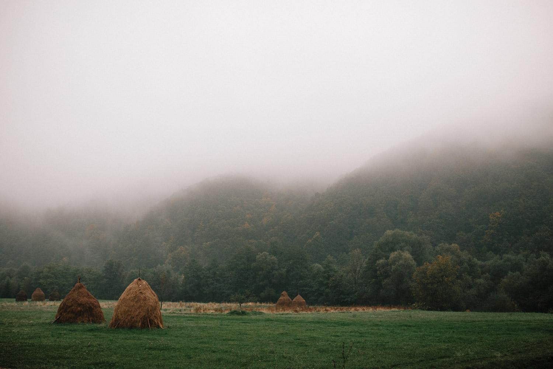 Romanian villages